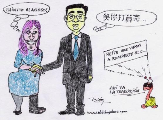 Kris en China 2