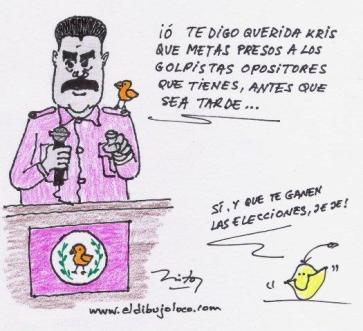 MaduroYlosGolpistas